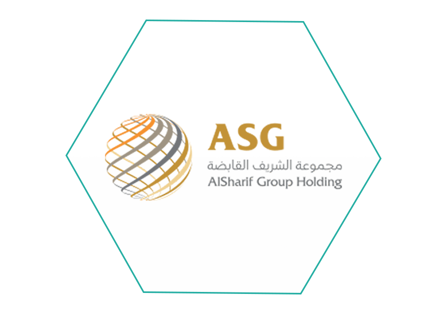 Alsharif group holding مجموعة الشريف القابضة