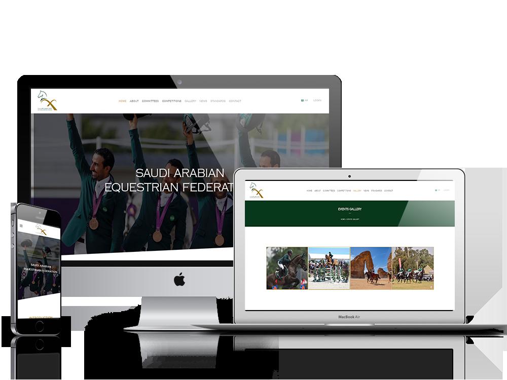 Saudi Arabian Equestrian  Federation